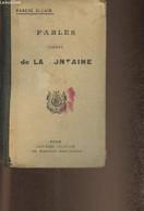 Fables Choisies De La Fontaine Avec Notes Explicatives à L'usage Des Classes élémentaires - Allain Pascal - 0 - Unclassified