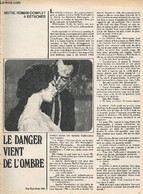 Le Danger Vient De L'ombre - Notre Roman Complet à Détacher - Nile Dorothea - 0 - Other