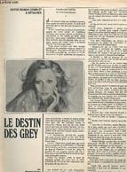 Le Destin Des Grey - Notre Roman Complet à Détacher - Peters Maureen - 0 - Other