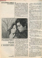 Passeport Pour L'aventure - Notre Roman Complet à Détacher - Redmond A.E. - 0 - Other