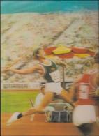 DDR 3D Postcard 1972 München Olympic Games -   Mint (G129-31) - Sommer 1972: München