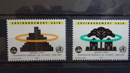 1992 Yv 247-248 MNH A23 - Nuevos