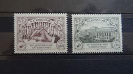 1994 Yv 289-290 MNH A23 - Nuevos