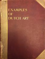 Examples Of Dutch Art - Fine Arts