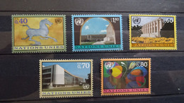 1994-6 Yv 276-278 ; Yv 306-307 MNH A23 - Nuevos