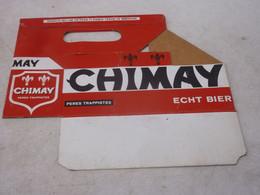 ANCIEN PACK En CARTON Pour Mettre  6 BOUTEILLES De LA TRAPPISTE  CHIMAY - 1980 - Beer