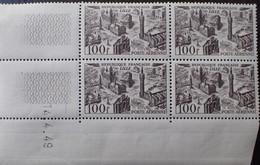 R1507/384 - 1949 - POSTE AERIENNE - LILLE - N°24 BLOC NEUF** CdF Avec CD - 1940-1949