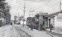 87 - LIMOGES - Oradour Sur Glane - Gare Des Tramways - ANIMATION - 6é Salon De La Carte 1988 - Oradour Sur Glane