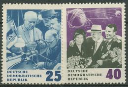 DDR 1964 Nikita Chruschtschow 1020/21 Postfrisch - Ongebruikt