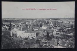 Montbazon - Vue Générale Prise Du Chateau - Montbazon