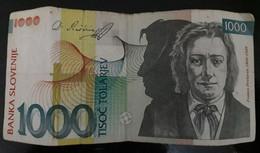 SLOVENIA 1000 TISOČ Tolarjev VF 2003 - Slovenia