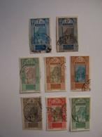 France AOF Guinée 1892-1944 Oblitérés - Oblitérés