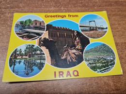Postcard - Iraq     (V 35460) - Iraq
