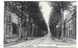ALENCON - Boulevard Louis Dufresne - Alencon