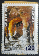 URUGUAY 2001 Gruta Del Palacio. USADO - USED. - Uruguay