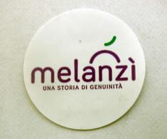 Melanzi Mini Etichetta Fruit Frutta Adesiva Usata - Fruit En Groenten