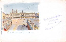 54 - NANCY - Hôtel De Ville & Place Stanislas - Nancy