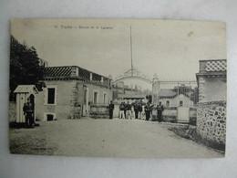 MILITARIA - TULLE - Entrée De La Caserne (très Animée) - Caserme