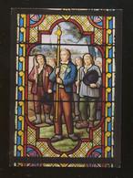 St Laurent De La Plaine (49) : Chapelle De ND De Charité - Vitrail : Procession De J. Cathelineau Au Sanctuaire En 1791 - Otros Municipios