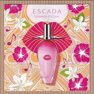 CC Carte Parfumée 'ESCADA' #3506 Perfume Card 5x5 - Modern (from 1961)