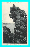 A831 / 447 35 - SAINT MALO La Roche Pendante Au Fort National - Saint Malo