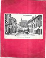 SAINT NICOLAS DU PORT - 54 - CPA DOS SIMPLE De 1903 - La Grand 'Rue  - OGE1 - - Saint Nicolas De Port