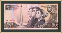 North Korea 50 Won 1992 P-42 (42a.2) UNC - Korea, North