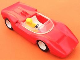 Voiture Miniature Ancienne  Mac Laren   Elva MK2  (1969) Clé  Echelle : 143ème - Other