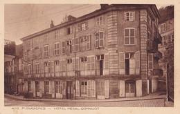 B23-88) PLOMBIERES - HOTEL RESAL CORNUOT  - ( COLLECTION MES VOSGES - 2 SCANS ) - Plombieres Les Bains