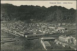 Aden Camp - General View - Yemen