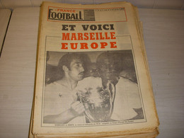 FRANCE FOOTBALL 1207 20.05.1969 COUPE FRANCE MARSEILLE MILAN AC RIVERA ZATELLI - Other