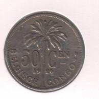 CONGO - ALBERT II * 50 Centiem 1926 Vlaams * Z.Fraai / Prachtig * Nr 10404 - 1910-1934: Albert I