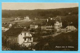 Peseux Avec Le Château - NE Neuchatel