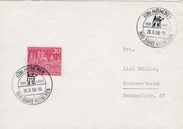 Enveloppe München - Unclassified