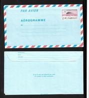 France Aérogramme 1011-AER Avion Concorde Survolant Paris  3,30 F   Neuf  B/ TB  Soldé   Le Moins Cher Du Site  ! ! ! - Concorde