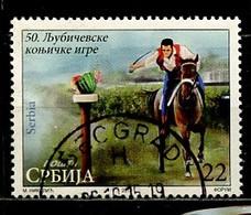 Serbie - Serbia - Serbien 2013 Y&T N°515 - Michel N°518 (o) - 22d Cheval - Serbien