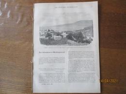 LES MISSIONS CATHOLIQUES DU 2 AVRIL 1897 SYRIE,LA SITUATION A MADAGASCAR,LES PYGMEES,JAPONAIS ET AÏNOS DANS LE YESO,TONK - Riviste - Ante 1900