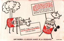 "L Gl /14/04/ Buvard    Lait ""Gloria""  (N= 1) - Dairy"