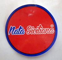 Nata Siciliana Italy Mini Etichetta Fruit Frutta Adesiva Usata - Fruit En Groenten