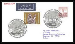 6541/ Espace (space Raumfahrt) Lettre (cover Briefe) 11/12/1972 Apollo 17 Autriche (Austria) - Europa
