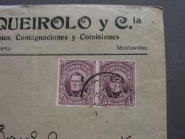 Uruguay Reklame 1911 , Marseille   Bug - Uruguay