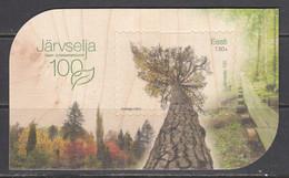 Estland 2021. Järvselja Forest Protection Area. Pf** - Estland