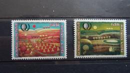 1995 Yv 287-288 MNH A24 - Nuevos