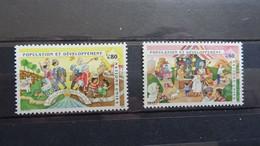 1994 Yv 274-275 MNH A24 - Nuevos
