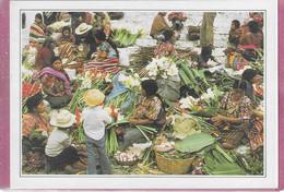 GUATEMALA  Chichicastenango Marchandes De Fleurs - Guatemala