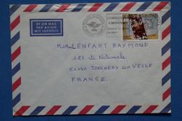 Q3 NOUVELLE CALEDONIE BELLE LETTRE 1996 NOUMEA POUR JONCHERY FRANCE + AFFRANCH. PLAISANT - Briefe U. Dokumente