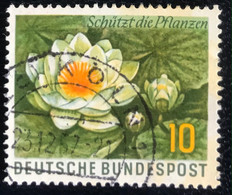 Deutsche Bundespost  - A1/8 - (°)used - 1957 - Michel 274 - Natuurbescherming - Used Stamps