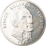 Monnaie, Panama, 20 Balboas, 1973, BE, FDC, Argent, KM:31 - Panama