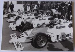 F 1 - Ecurie Marlboro - Alliot - Ferté - Automobilismo - F1