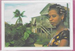 BELIZE ,- Portrait De Femme - Honduras